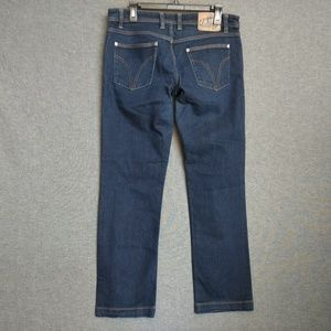 Dolce&Gabbana Low Rise Straight  Jeans W34